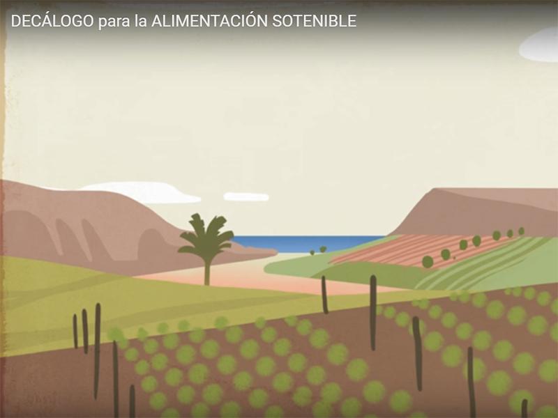 El Decálogo para la alimentación sana y sostenible punto a punto ...