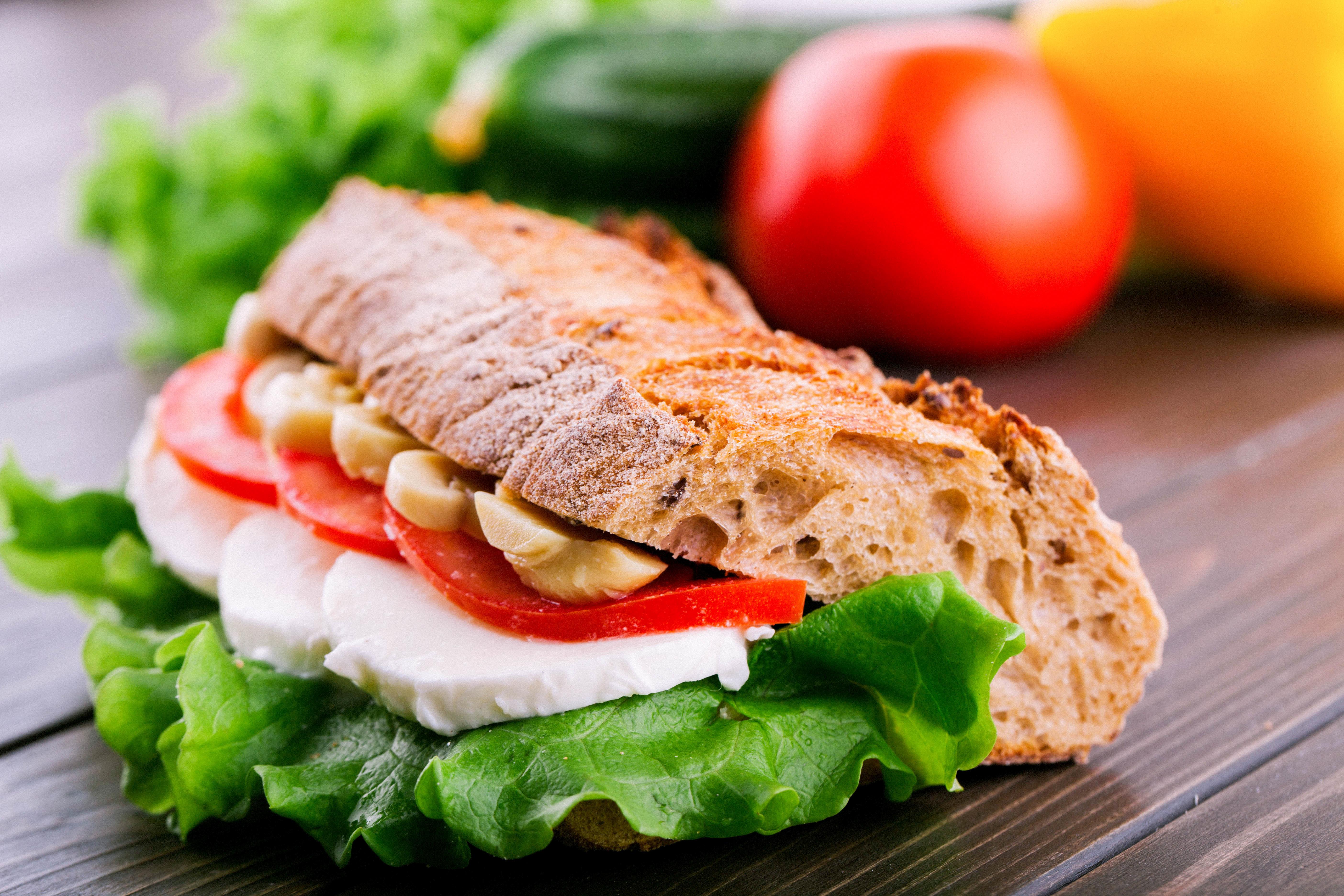 Hoy va de bocadillos saludables for Cocina saludable